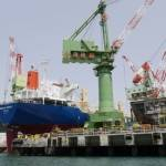 Судоверфь Imabari Shipbuilding Co. Ltd